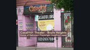 Casa0101 Theater - Home of Playwright Josephina Lopez