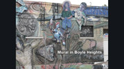 Mural in Boyle Heights