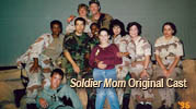 Original cast for Soldier Mom